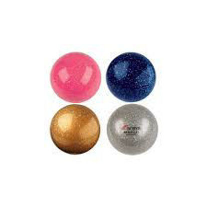 Picture of Mercian Hockey Glitter Ball PINK