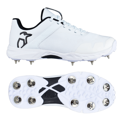 Picture of Kookaburra kc 3.0 spikes Junior - white