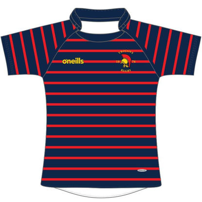Picture of Adult Trojans RFC Home Rugby Jersey