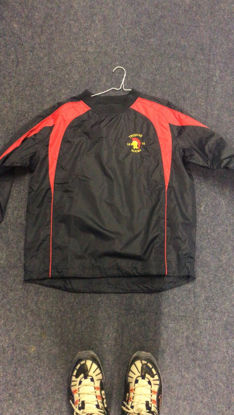 Picture of Trojans windproof training top