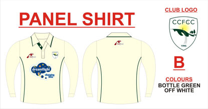 Picture of Match Shirt JUNIOR - Long Sleeves