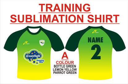 Picture of Training Top Short Sleeve - JUNIOR