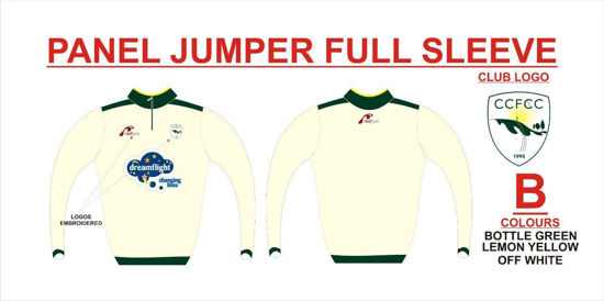 Picture of Jumper Long Sleeve - SENIOR