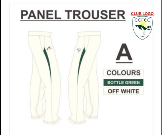 Picture of Match Trousers - SENIOR