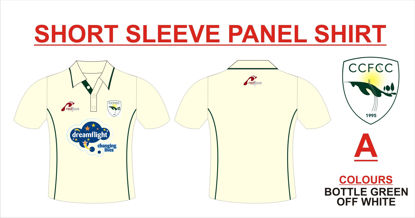 Picture of Match Shirt SENIOR - Short Sleeve