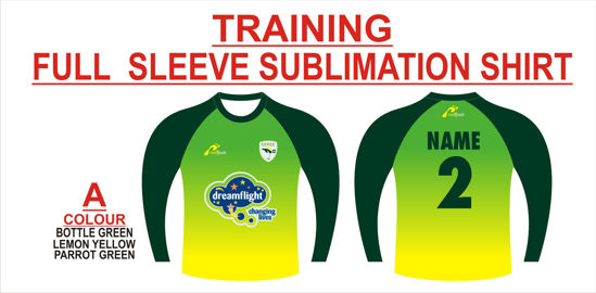 Picture of Training Top Long Sleeve - SENIOR