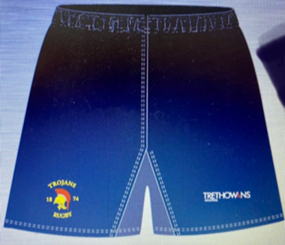 Picture of Trojans Pro Rugby Shorts
